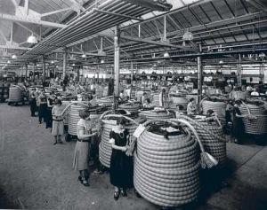 Hawthorne Works 1932